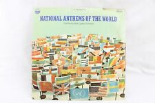 National Anthems of the World Vienna State Opera Vintage Vinyl Record LP