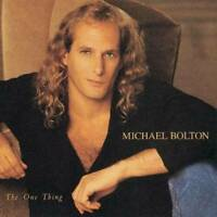 One Thing - Audio CD By Michael Bolton - VERY GOOD