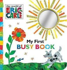 My First Busy Book by Carle, Eric 9781481457910
