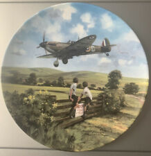 Royal Doulton - Spitfire Coming Home - Heroes Of The Sky - World War 2 Raf