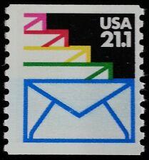 1985 21.1c Sealed Envelope, Coil Scott 2150 Mint F/VF NH