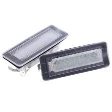 2 stk LED Kennzeichenbeleuchtung Licht für Smart Fortwo Coupe Cabrio 450 451