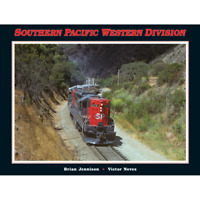 SOUTHERN PACIFIC WESTERN DIVISION -- (NEW BOOK)
