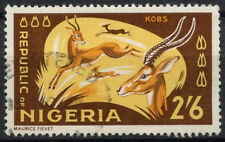 Nigeria 1965-6 SG#182, 2s6d Kobs Definitive Used #D19244