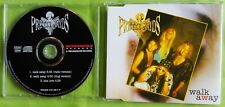 PRETTY MAIDS - WALK AWAY MAXI SINGLE CD MASSACRE 1995. SCREAM FUTURE WORLD JUMP