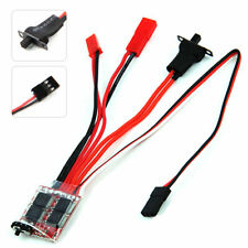 MINI RC 20A ESC Brush Motor Speed Controller With Brake For RC Car Boat Tank