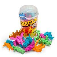 Robotech M.U.S.C.L.E. Mini- Figures Wave 1 Trash Can