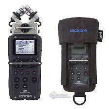 Zoom H5 Handy Recorder & PCH-5 Protective Case - Bundle