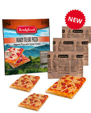 Pepperoni Pizza MRE Survival Food Bridgford Ready to Eat meals - 3 pack 2023 inp