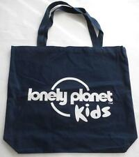 Promotional  LONELY PLANET KIDS  Travel Quality Canvas Tote Bag  15 x 17