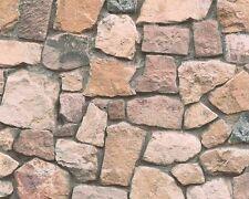 Carta da Parati effetto pietra con rilievo al tatto | Pietre Irregolari