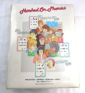 Hooked on Phonics Your Reading Power Cassette Tape Education System Books Cards