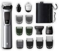 Philips MG7720/18 14 en1,Set de Afeitado Tecnología DualCu Autonomía 8 peines-gu