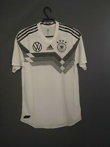 Germany Jersey 2019 Training Shirt Player Issue Size 7 Soccer Adidas DY8791 ig93