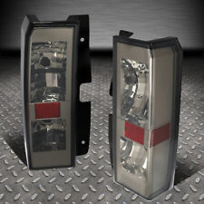 FOR 06-10 HUMMER H3 PAIR SMOKED LENS TAIL LIGHT REAR BRAKE/PARKING/REVERSE LAMPS