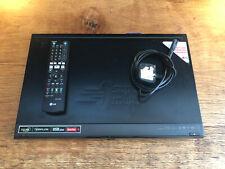 LG RHT498H  DVD HDD Recorder 250GB Freeview Digital HDMI USB Full HD