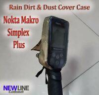 Control Box Cover for Nokta Makro Simplex Plus Metal Detectors Rain Dirt Camo