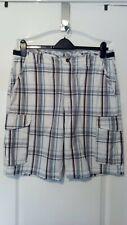Mans M&S cargo shorts size 32