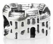 TEDORA AMPHITHEATRE LUCCA BEAD 925 SILVER CHARMS FIT EUROPEAN BEADS S 388