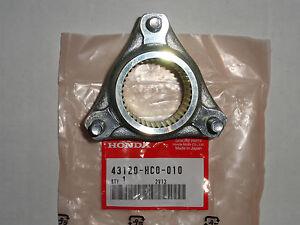 Rear Brake Rotor Disc Hub Flange TRX300EX TRX 300EX 300 EX TRX250X 250X 250 X