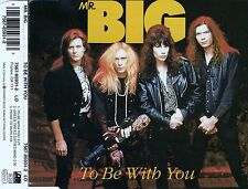 MR. BIG : TO BE WITH YOU / CD - TOP-ZUSTAND