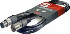 Stagg SMC6 Standard Microphone XLR Cable 6Mtr