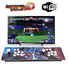 Pandora Box 3D Wifi 4018 Juegos Retro Consola maquina Arcade Video VGA/HDMI C