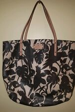 Kate Spade large Daycation Bon Shopper parrot jungle bird tropical Tote