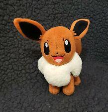 EVEE POKEMON Plush Stuffed Animal Toy Tomy Brand