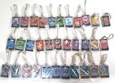 Pokemon XY MINI Metal Gashapon Keychain LOT of 33 - Xerneas Yveltal Starters etc