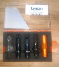 LYMAN PRECISION DIE SYSTEM 223 REM DIE SET 7690100 FREE PRIORITY SAME DAY SHIPP