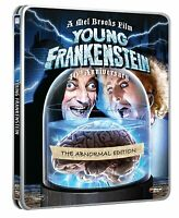 BLU-RAY STEELBOOK FRANKESTEIN JUNIOR ABNORMAL EDITION - NUOVO - MOLTO RARO