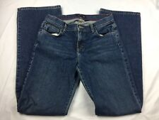 J Crew T4 Womans Size 4 Bootcut Blue Jeans Medium Wash Preowned