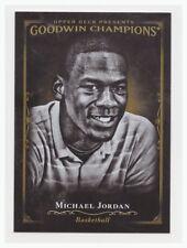 2016 Upper Deck Goodwin Champions 104 Black & White Michael Jordan