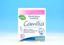 10 doses BOIRON CAMILIA ® Homeopathic Oral Solution Baby Teething Pain Relief