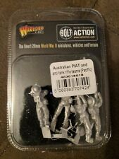 Bolt Action, 2nd Edition: Australian PIAT and Anti-tank Rifle Teams (4)
