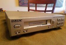 Rare sony mini tape deck cassette player dolby stereo tc-tx333  BIN 60