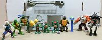 HUGE TMNT Teenage Mutant Ninja Turtles Lot (12) - VINATGE Donatello Usagi MORE!