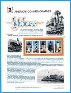 USPS Commémorative Panneau #351 Lighthouses #2474A