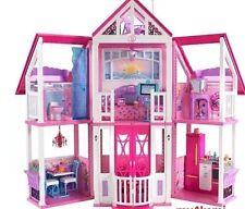 Barbie Malibu Beach Dream House RARE 2010-11 with  Accessories Plus Extra