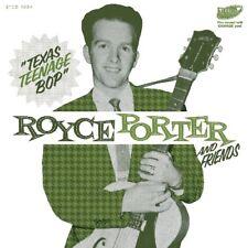 Various Artists - Royce Porter & Friends-Texas Tenage Bop [New CD]