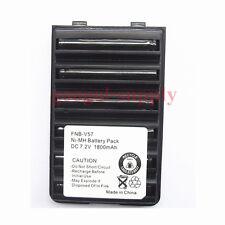 1800mAh FNB-V57 Battery For YAESU VX-110 VX-127 VX-160 FNB-64H FNB-83H FNB-V57H