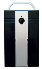 Sunpentown SD-350 Mini Dehumidifier 2-liters Water Tank Capacity in Silver-Black