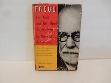 Freud The Man and His Mind 1856-1956 By Richard L Schoenwald  FIRST EDITION 1956