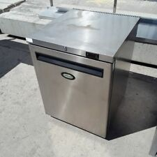 Used Foster Commercial Stainless Steel Under Counter Fridge Chiller Catering ...
