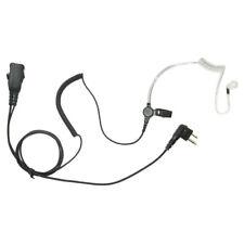 Endura En-Esk-1W-Mt1 1-Wire Surveillance Earpiece for Motorola 2-Pin Radios