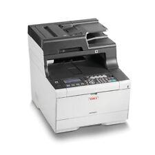 OKI MC563DN All-In-One Laser Printer - White