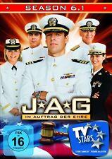 David James Elliott - JAG: Im Auftrag der Ehre - Season 6, Vol. 1 [3 DVDs] (OVP)