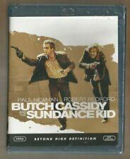 Butch Cassidy and the Sundance Kid (Blu-ray, 2008) ~ Paul Newman ~ New