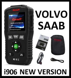 VOLVO DIAGNOSTIC SCANNER TOOL S40 S60 S80 S90 V40 V70 XC70 XC90 C70 C3 Vida Dice